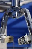 Machine hand Royalty Free Stock Image