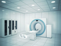 Machine in hospital Stock Images