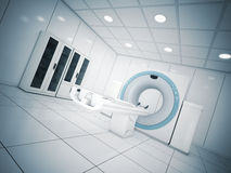 Machine in hospital Royalty Free Stock Photography