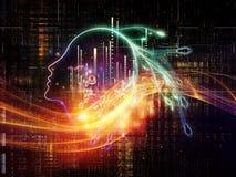 Machine Intelligence Stock Image
