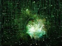 Machine Intelligence Royalty Free Stock Photography
