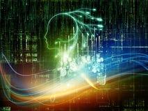 Machine Intelligence Royalty Free Stock Images