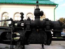 Machine inverse de vapeur images libres de droits