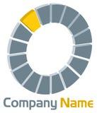 machine logo Stock Photo