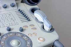 Machine médicale d'USG Images stock