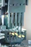 Machine for make drugs Stock Photo