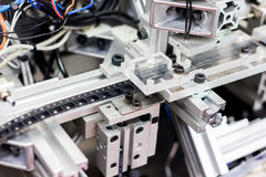 Machine for manufacturing Stock Images