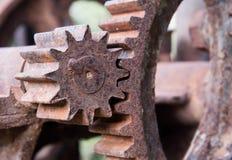 Machine mechanical gear  part Stock Images