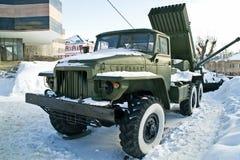 Machine militaire image libre de droits