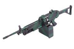 Machine mk1 gun Royalty Free Stock Images