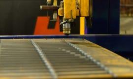 Machine. Modern industrial engineering technologies. Stock Photography
