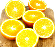 Machine for orange juice. A orange juice machine and glass Stock Image