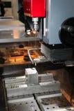 Machine-outil Image libre de droits