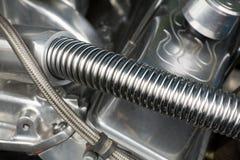 Machine part Stock Image