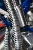 Machine part Stock Photo
