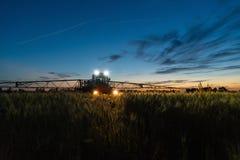 Machine pour les pesticides de pulvérisation photos libres de droits