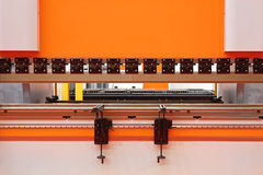 Machine Press Stock Photo