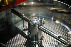 Machine for roasting coffee Stock Photos