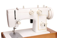 The machine sewing Stock Photos