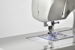 Machine sewing Stock Images
