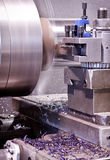 Machine shop stock images