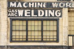 Machine Shop Royalty Free Stock Image