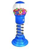 Machine spiralée de Jawbreaker Images libres de droits