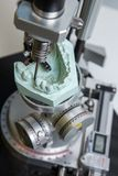 Machine for surgical dima dental prostheses Royalty Free Stock Photos