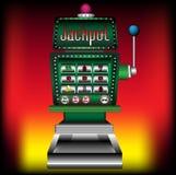 machine szczelinę Obrazy Stock