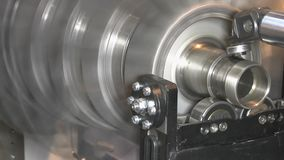 Machine tool Royalty Free Stock Photo