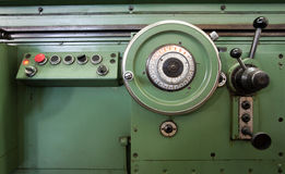 Machine tools Royalty Free Stock Image