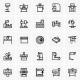 Machine tools Stock Images