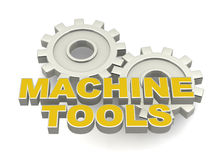 Machine tools Royalty Free Stock Photo