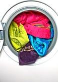 machine tvätt Arkivbilder