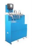 Machine for water analysis Stock Photo