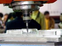 Machine work. An industrial background Machine, mechanism Stock Photography