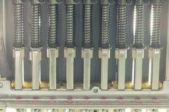 Machineborduurwerk Stock Fotografie