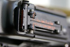 Machinegeweer rpd-44 VI Royalty-vrije Stock Foto