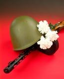 machinegun цветков Стоковая Фотография RF