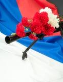 machinegun цветков Стоковые Изображения RF