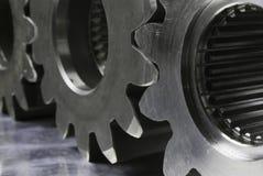 Machineparts Konzept Lizenzfreies Stockbild
