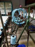 Machineries. This photo is of textile factory Stock Image