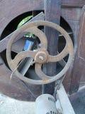 Machinerijst Stock Foto's