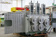 Machinery Stock Image