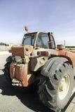 Machinery excavator Stock Photo