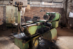 Machinery Factory Royalty Free Stock Photography