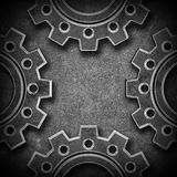 Machinery gear Royalty Free Stock Image