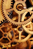 Machinery gears Stock Image