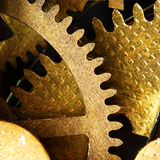 Machinery gears Royalty Free Stock Images