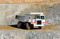 Machinery for mining. Stock Photography